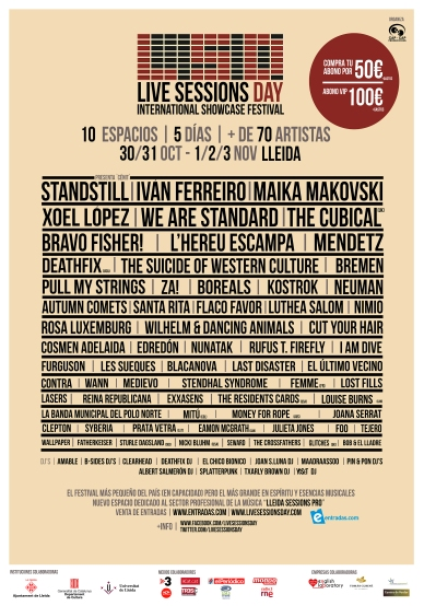 Cartel 2013 Live Sessions Day