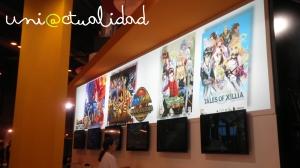 Próximos lanzamientos de Namco-Bandai.