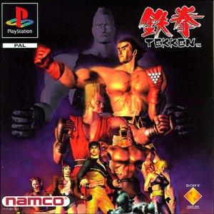 Tekken-1-cover-front